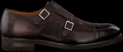 Braune Magnanni Business Schuhe 21253